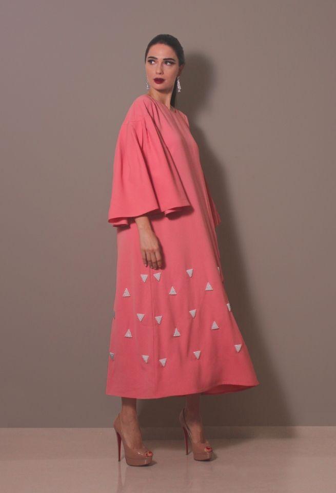 Popmap - C408 PINK DRESS - 618,98€