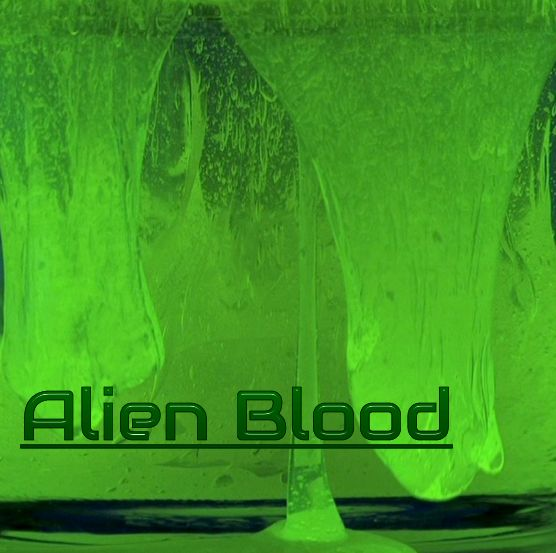 """Alien Blood is a tropical fruit blend that is out of this world. Full flavored, bright and delicious, it's the """"go-to"""" for many of our customers, and hopefully yours too!"""