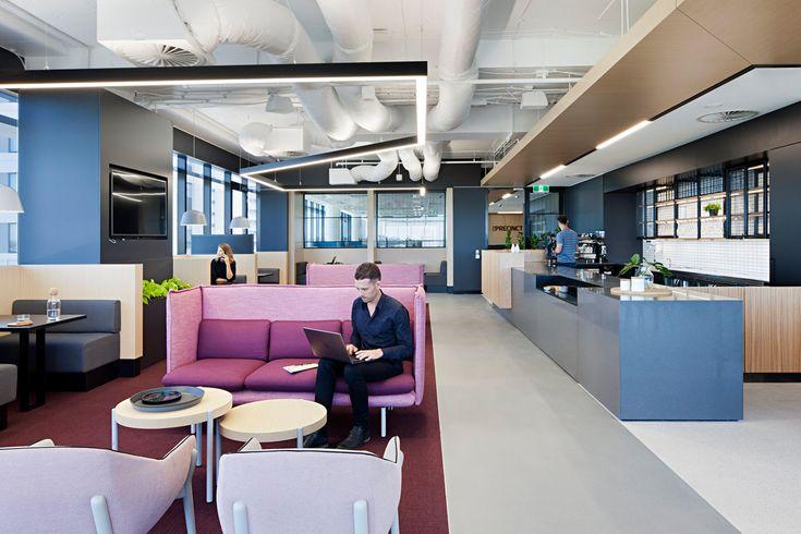 UBT 'The Precinct' Coworking Offices - Sydney - Office Snapshots