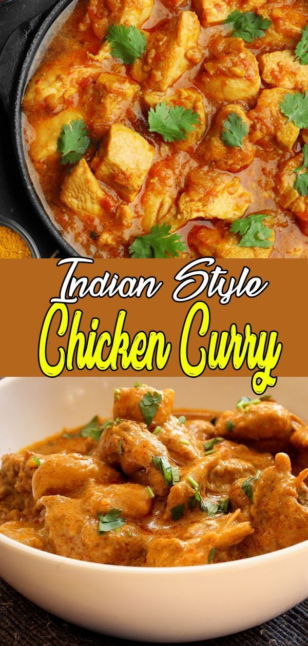 Chicken Curry Ultimate Indian Style Chicken Curry Recipe Chicken Curry Recipe Easy Curry Chicken Recipes Easy Chicken Recipes