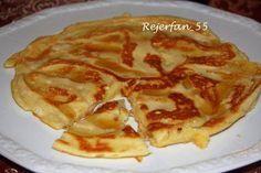 Apfel-Hefe-Pfannkuchen - Pfann-/Eierkuchen mal mit Hefe zubereitet, besonders fluffig
