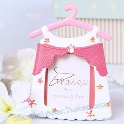 (Pink Girl) Baby Baptism Party Reception Card Holders SZ044