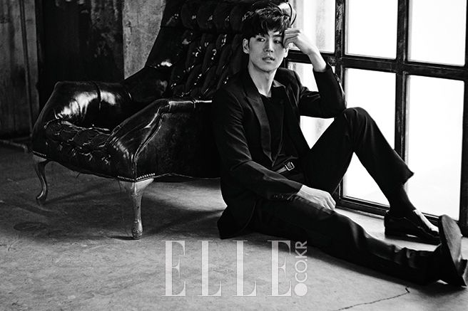 Lee Je Hoon - Elle Magazine May Issue '16
