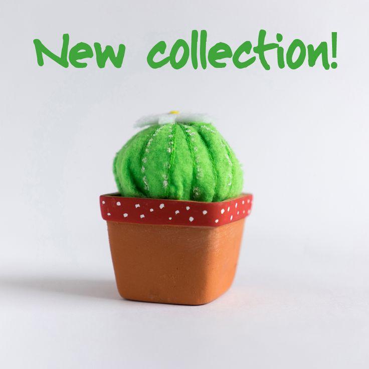 handmade cactus