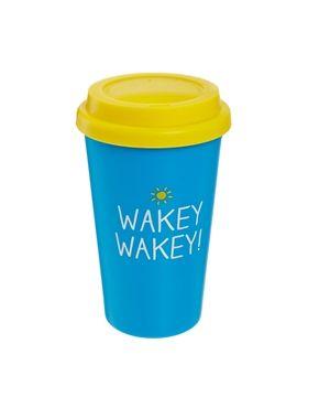 Bild 4 von Happy Jackson – Wakey Wakey – Reisebecher