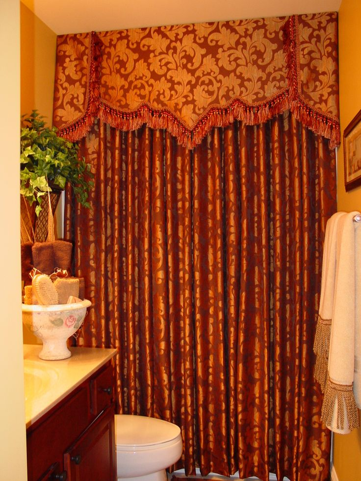 25 b sta custom shower curtains id erna p pinterest for Unique drapes and curtains