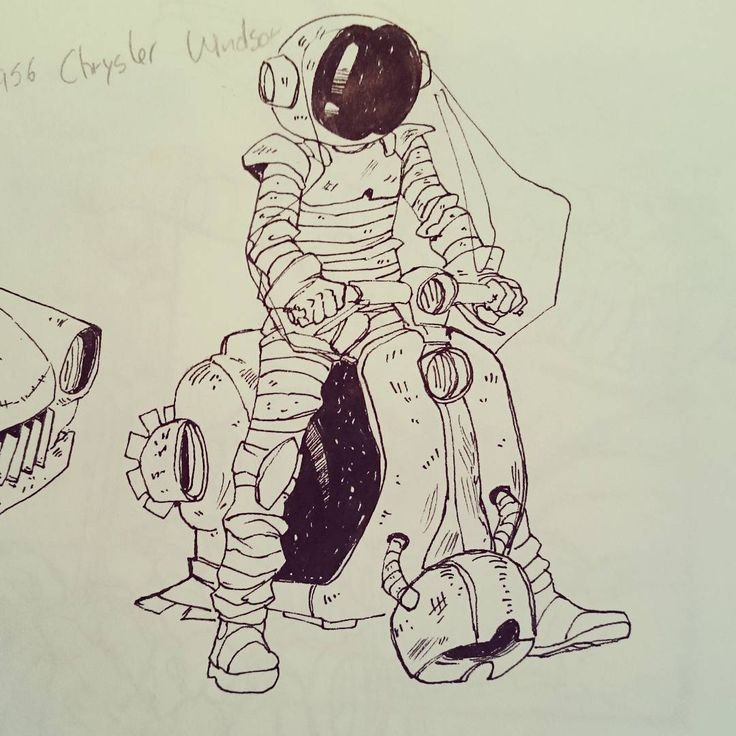 #draw #dibujo #ilustration #ilustracion #doodle #garabato #men #hombre #sketch #sketchbook #blackandwhite #blancoynegro #artoftheday #sketchoftheday #characterdesign #diseñopersonaje #art #arte  #comic #astronaut
