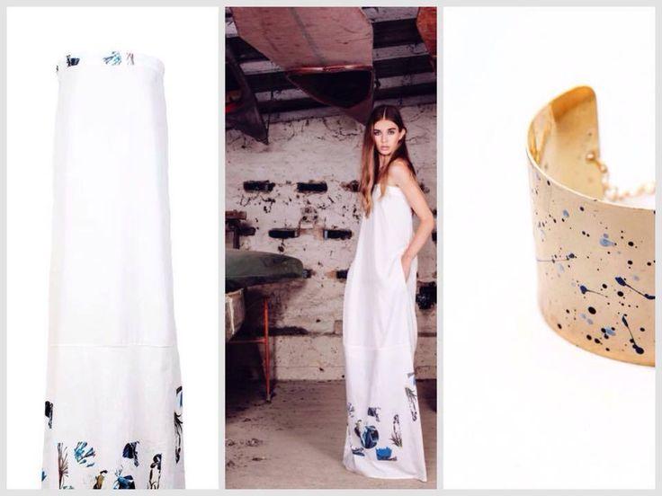 Cselényi Eszter különleges Maxi ruhája elérhető az üzletben! smile hangulatjel