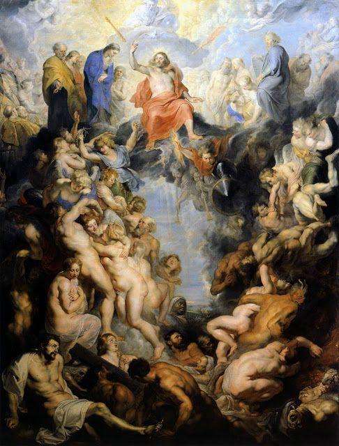 Η τελική Κρίση. (1617)