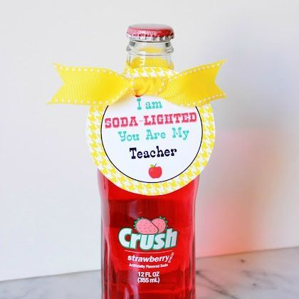 "20 ""Meet The Teacher"" Teacher Gift Ideas & Printables|Spoonful"