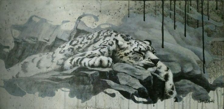 Feeling sentimental - still one of my favorite paintings! Prints available  www.jenlipski.com
