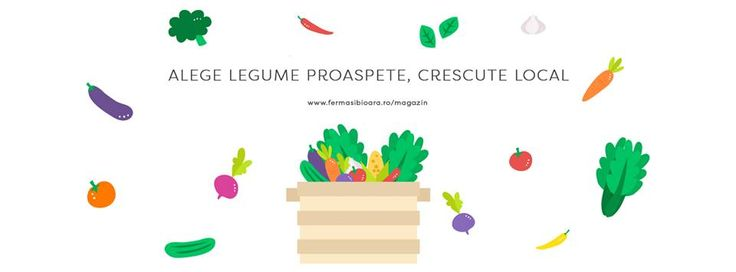 Ferma Sibioara, legume din Constanța (și) pe Instagram http://platferma.ro/ferma-sibioara-legume-constanta/