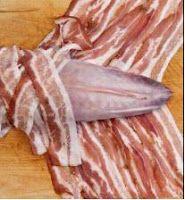 Memento Solonico: Coda di rospo o rana pescatrice al bacon : una pri...