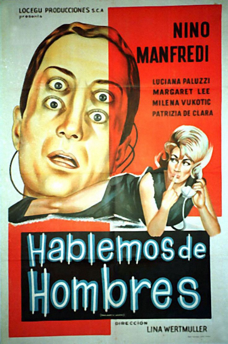 Movie Poster of the Week: Lina Wertmüller in One Sheets and Quattro Foglis on Notebook | MUBI