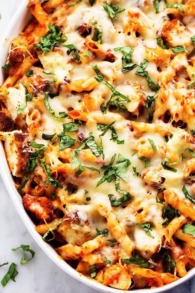 25 Best Chicken Marinara Ideas On Pinterest Easy Chicken Parm Recipe Lunch Meals And Chicken Parmesan Casserole