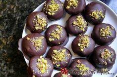 Σοκολατάκια μούρλια για μικρούς και μεγάλους θαυμαστές της σοκολάτας και ειδικότερα της μερέντας!
