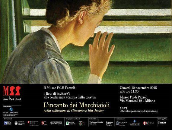 L'incanto dei Macchiaioli nella collezione di Giacomo e Ida Jucker