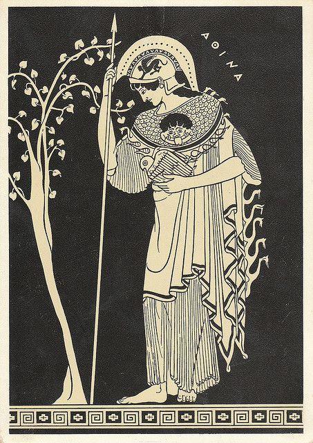 The Goddess Athena by karahaz, via Flickr