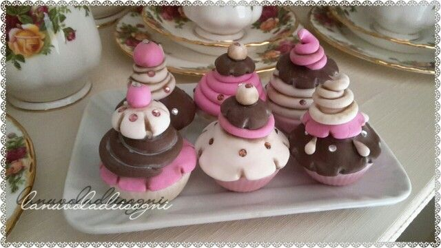 Cupcakes in pasta di mais
