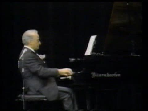 Victor Borge - William Tell Backwards, Might be good to included in a lesson on inversion