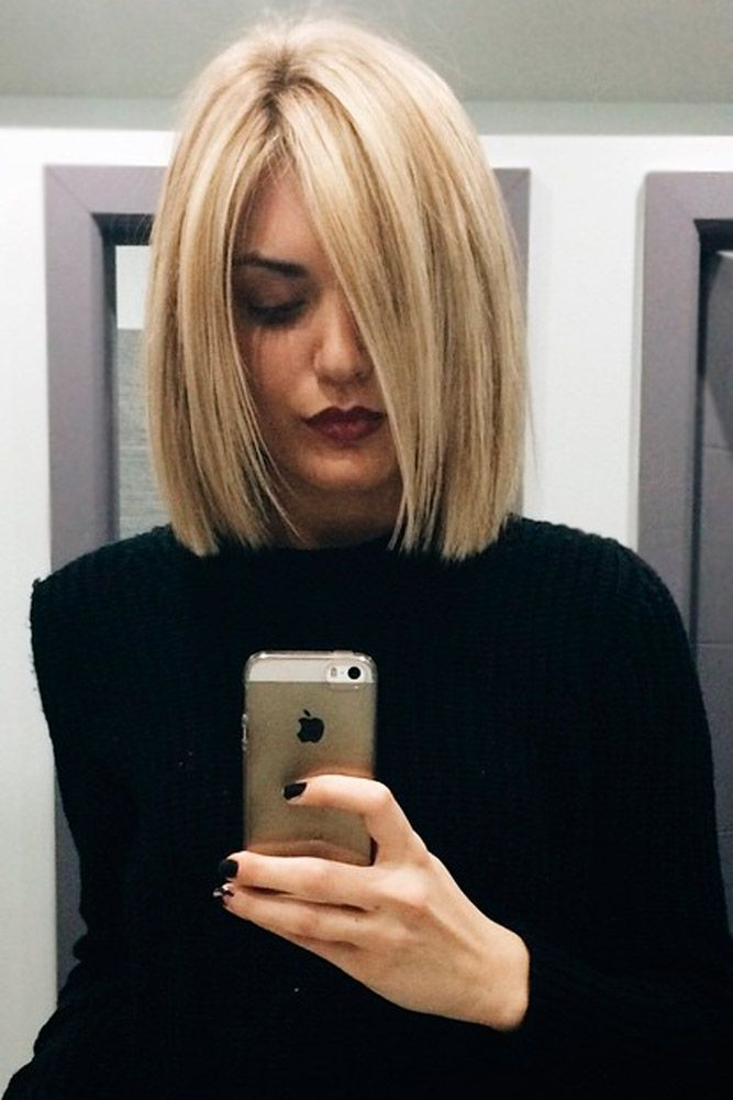 21 Versatile Medium Bob Haircuts To Try Pinterest Haircuts Bobs