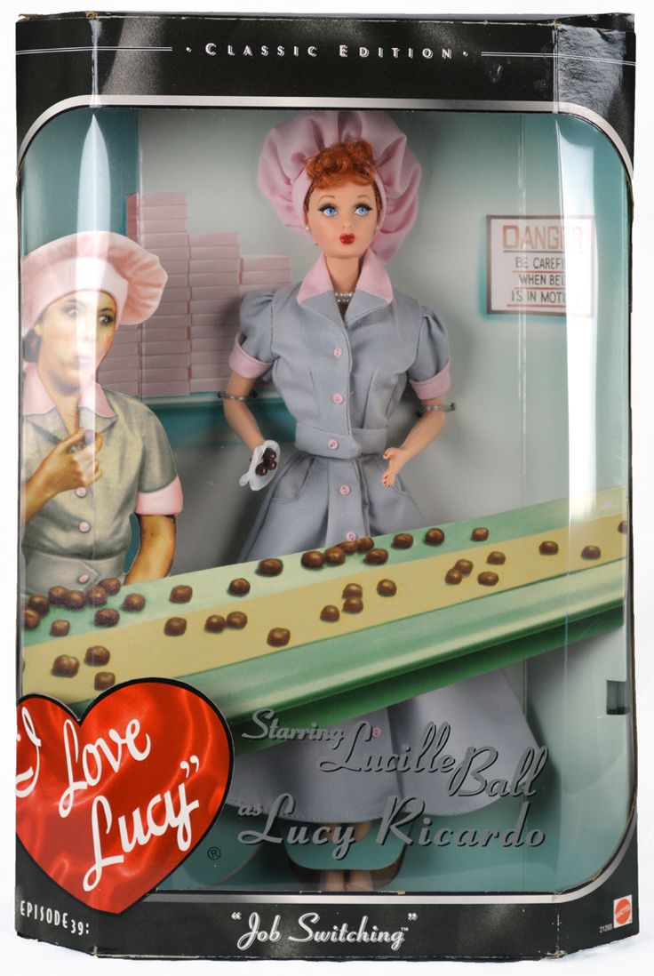 45 best I Love Lucy images on Pinterest   I love lucy, Mattel ...