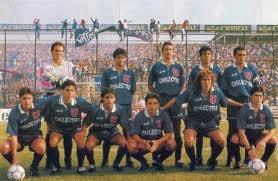 U de Chile Campeón 1994