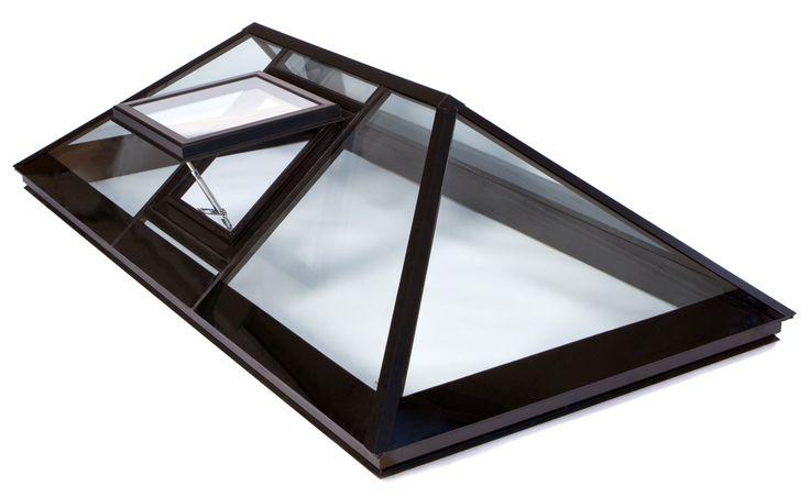 Slimline Rooflights & Contemporary Skylights