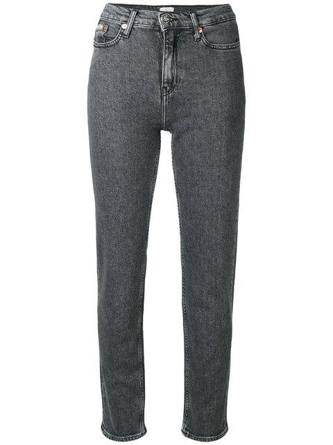 Ck Jeans прямые джинсы строгого кроя