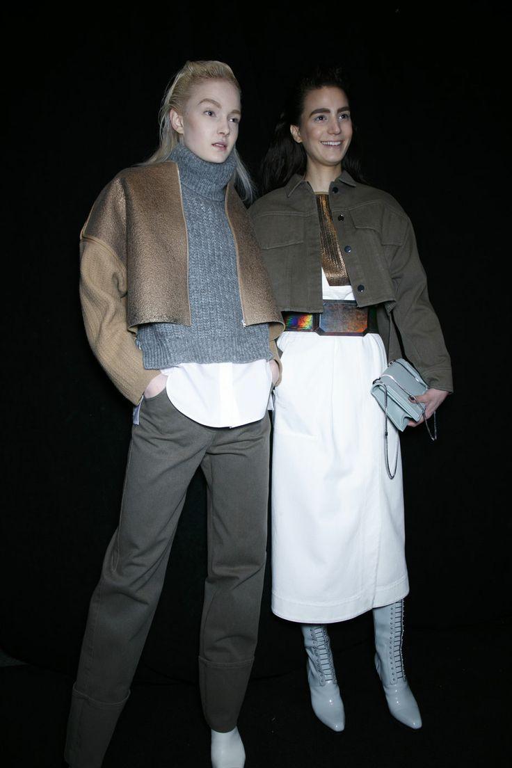 New York Fashion Week Fall 2014:  3.1 Phillip Lim