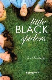 Little Black Spiders is een liedje waar de meisjes dikwijls naar luisterden. Ze zongen het regelmatig ook zelf. De titel kan je vergelijken met het leven van de meisjes. Ze zaten namelijk op een zolder, in een web van leugens. Ze leefden afgesloten van de buitenwereld, waar ze geen contact mee mochten hebben.