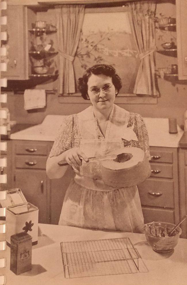 Vintage cookbooks!