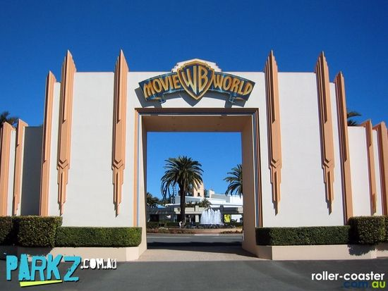 WB Movie World, Gold Coast, Australia