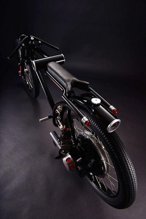 AMD World Championship of Custom Bike Building」 (Chicara Nagata)