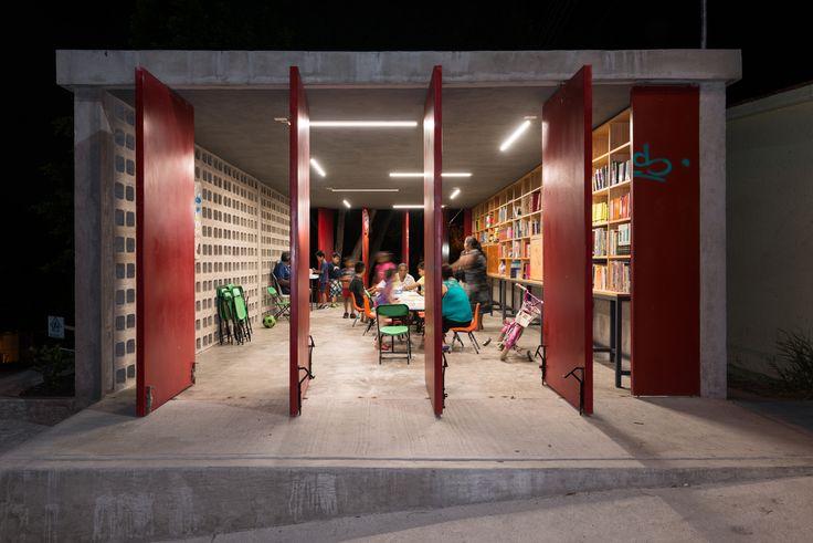 Galeria de Salas de Leitura / Fernanda Canales - 4