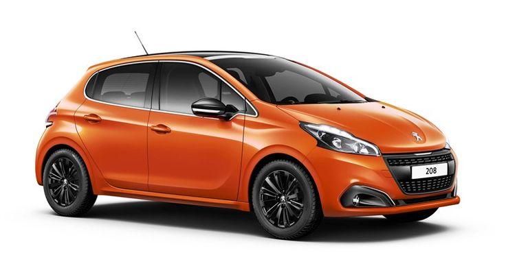 Novo Peugeot 208  Concentrado de energia!