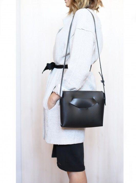 torby na ramię - damskie-Midi ZIPP 2