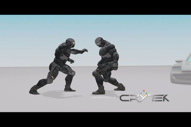 A few of the previz animations I had done for Crysis 3. Part of an early concept phase we went through to get some ideas into game. Looking back I can see many an issue but they done the job!