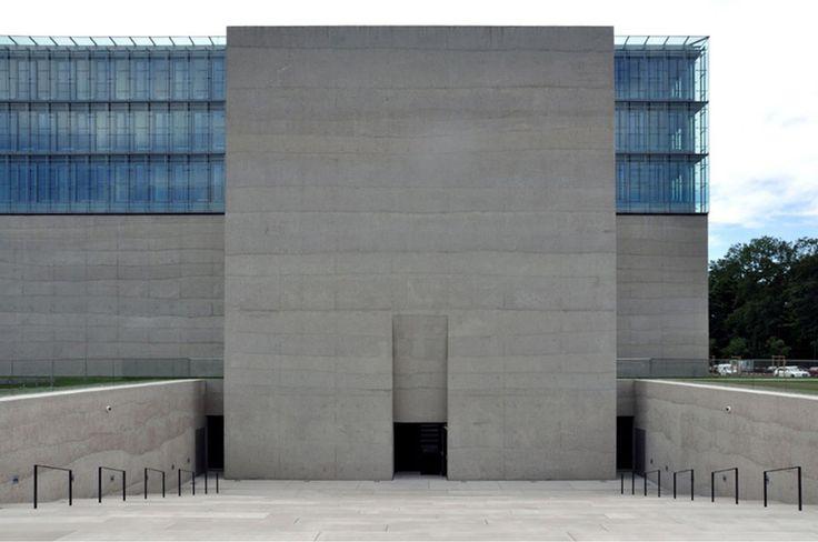 Staatliches Museum Ägyptischer Kunst in München, Peter Böhm Architekten