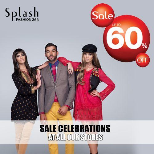 #Sale celebrations at #SplashIndia