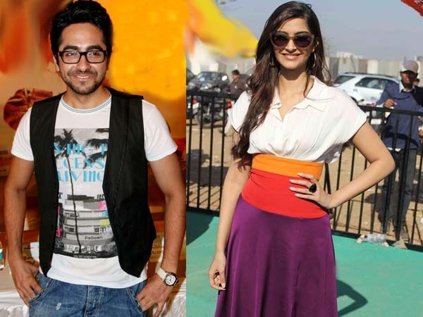 Ayushman Khurana paired up with Sonam Kapoor for an upcoming movie under YRF banner. The duo were spotted in Gurgaon while shooting. See details at http://blogarena.in/latest-upcoming-movies-ayushman-khurana-sonam-kapoor/