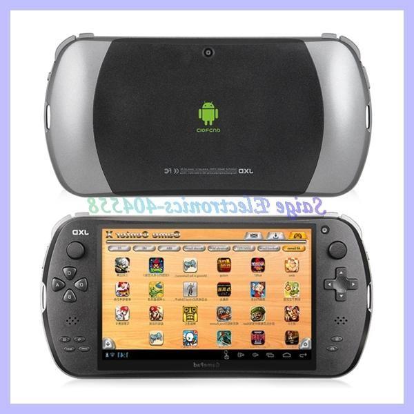 Портативная игровая консоль Jxd S7800 S7800b Android 4.2 Ips 1280 X 800