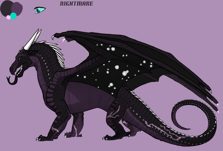 nightwings dragons - Google Search