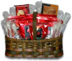 Christmas food and drink hampers ireland