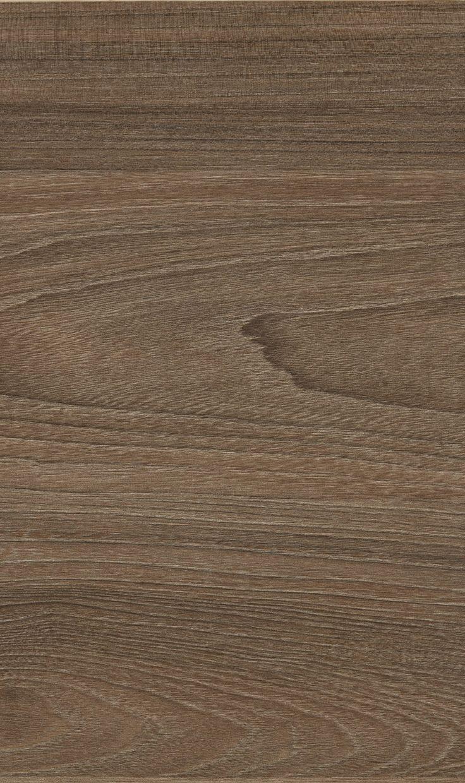 Flamed melamine wood. Coffee 4100