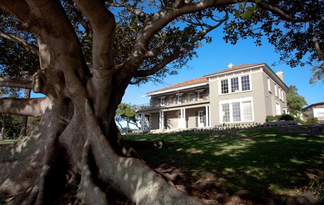 Dunbar House, Watsons Bay, NSW.