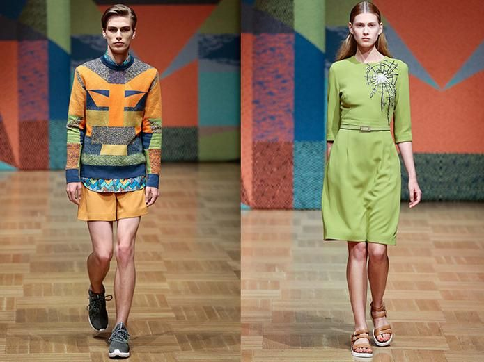 Catch up on everything from Berlin Fashion Week: http://stylem.ag/1GcviVH