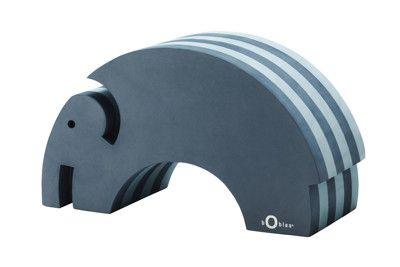 bObles Elefant (Blå) - bObles Elefant (Blå)