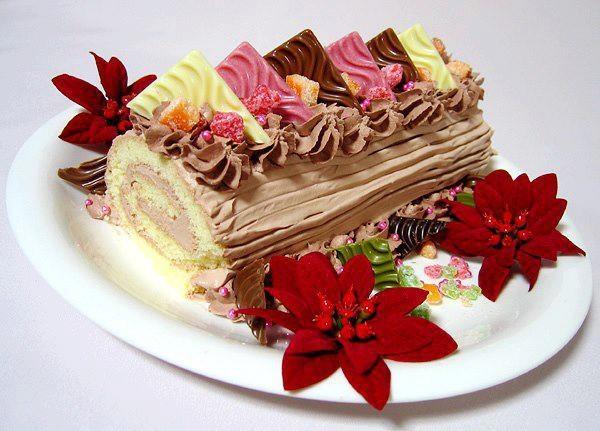 : Cake Rolls, Roll Cakes, Swiss Rolls, Yule Logs, Beautiful Roll