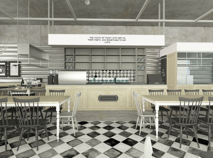 a café that we have help our client branded and conceptualise, by three-d conceptwerke, singapore